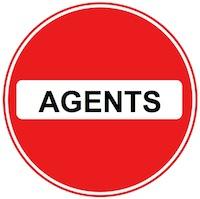 no agents