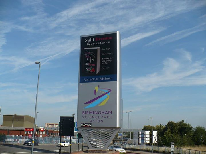 Birmingham Advert